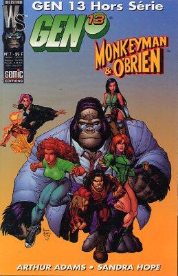 Gen 13 7 - Gen13 / Monkeyman & O'Brien