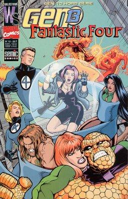Gen 13 12 - Gen13 / Fantastic Four