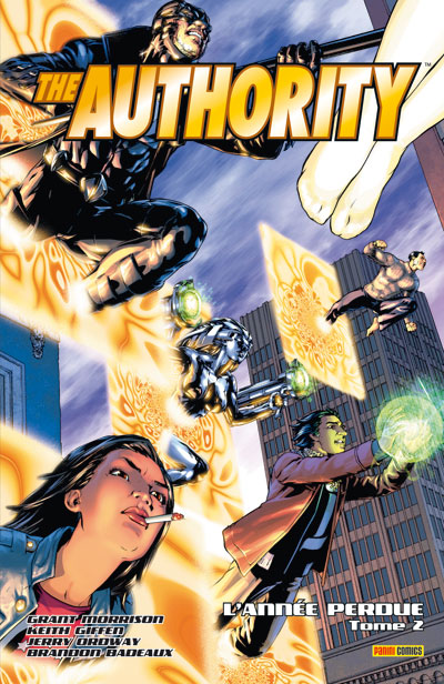 The Authority - L'année perdue 2 - Tome 2