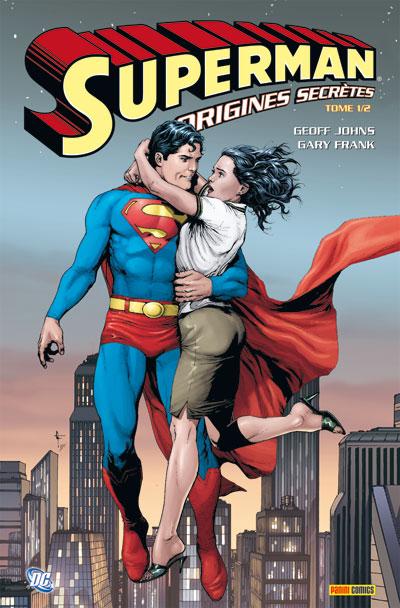 Superman - Origines secrètes 1 - Tome 1/2