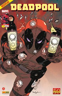 Deadpool 1 - Vague de mutilation