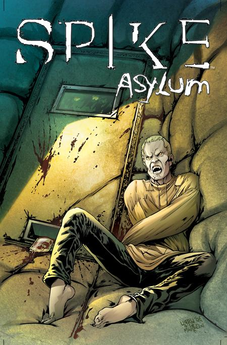 Spike - Asylum 1 - Spike: Asylum