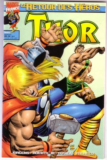 Le retour des héros - Thor 6 - Que peuvent les dieux ?