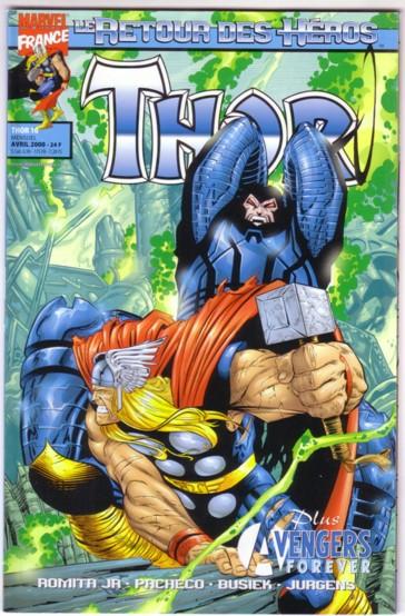 Le retour des héros - Thor 10 - Guerres obscures, Partie 1 de 3