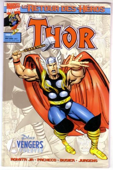 Le retour des héros - Thor 11 - Guerres obscures, Partie 2 de 3