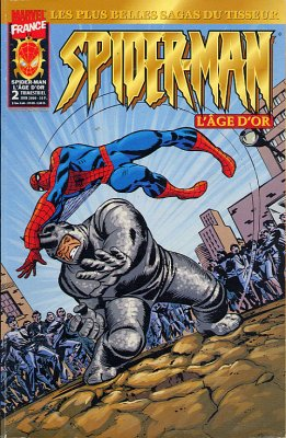 Spider-Man - L'Âge d'Or 2