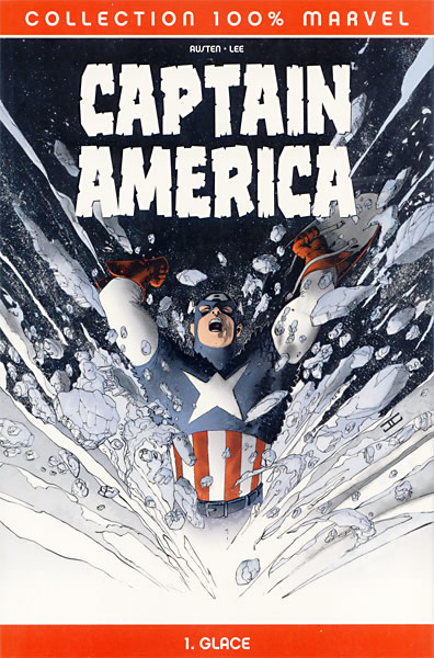 Captain America 1 - Glace