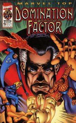 Marvel Top 19 - Domination Factor 2/2