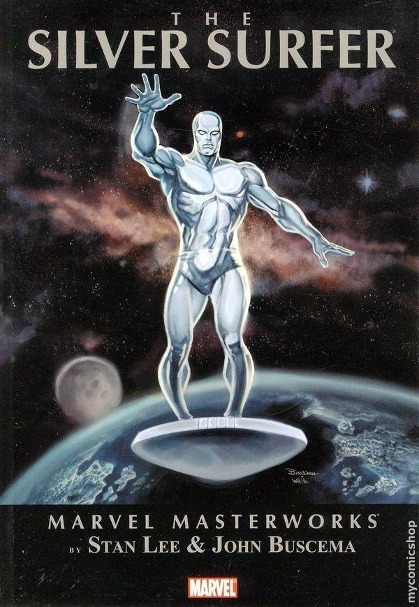 Marvel Masterworks - The Silver Surfer 1 - Marvel Masterworks - The Silver Surfer Vol.1