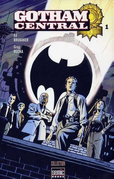 Gotham Central 1 - 1
