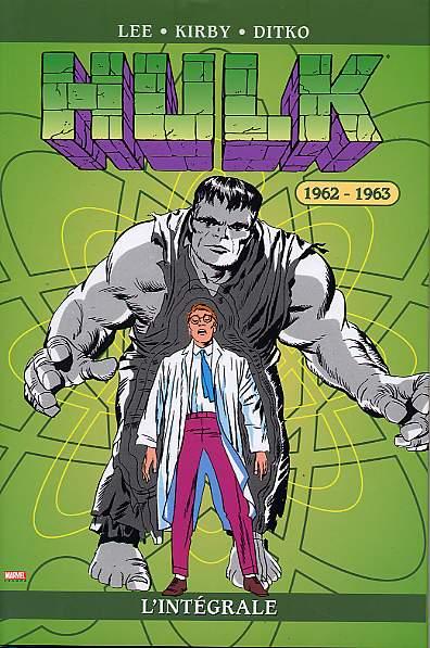 Hulk 1962 - 1962-1963
