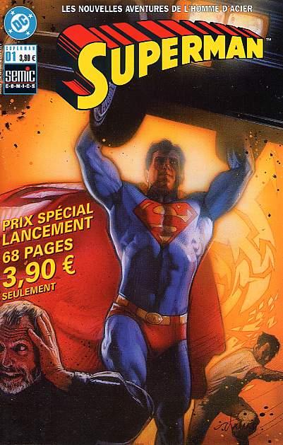 Superman 1 - Voyage d'un h?ros
