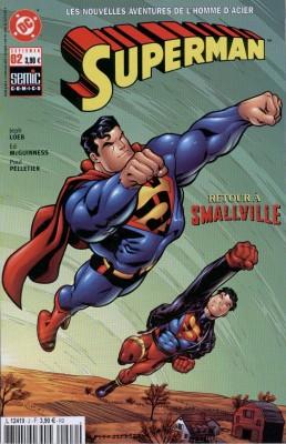 Superman 2 - Retour à Smallville