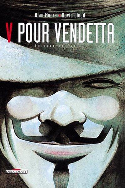 V pour Vendetta 1 - Intégrale (T1 à T6)