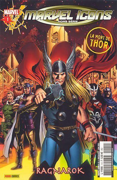 Marvel Icons Hors Série 1 - Ragnarok