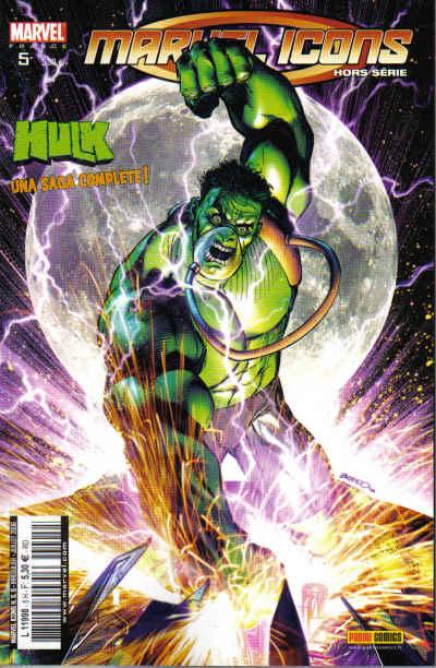 Marvel Icons Hors Série 5 - Hulk