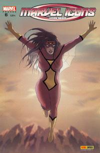 Marvel Icons Hors Série 6 - Spiderwoman Origine