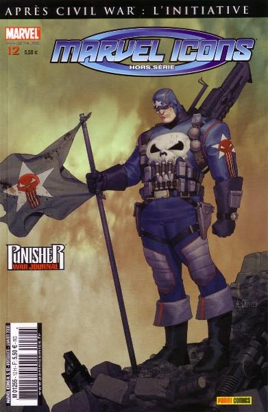 Marvel Icons Hors Série 12 - Punisher