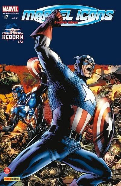 Marvel Icons Hors Série 17 - Captain America : Reborn 1/2