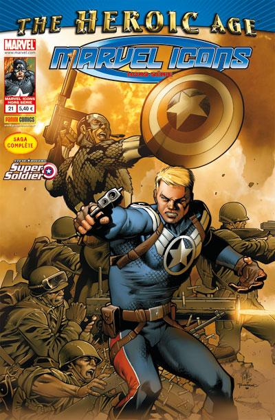 Marvel Icons Hors Série 21 - 21