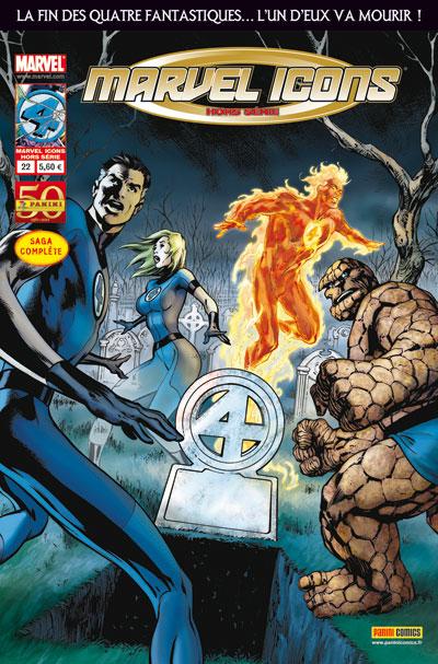 Marvel Icons Hors Série 22 - 22