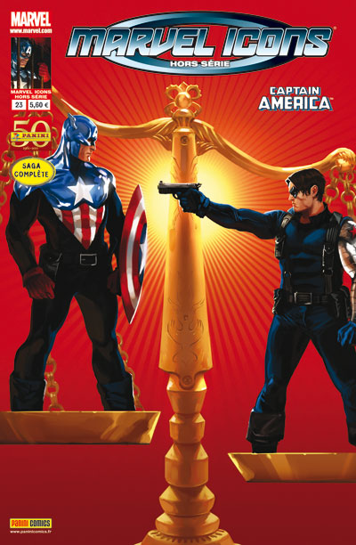 Marvel Icons Hors Série 23 - Captain America