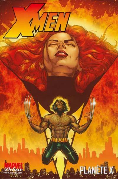 New X-Men 3 - Planète X