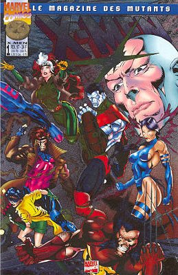 X-Men 1 - x-men 1