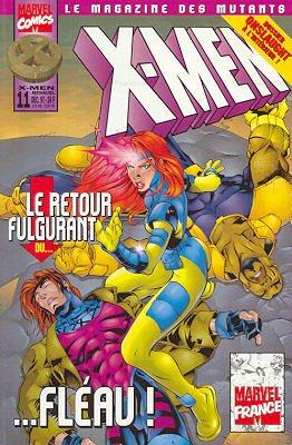 X-Men 11 - le retour fulgurant du fleau