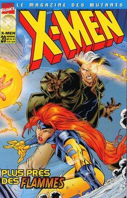 X-Men 20 - Plus près des flammes
