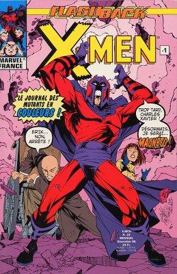 X-Men 23 - flashback
