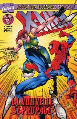X-Men 24 - la nouvelle se propage