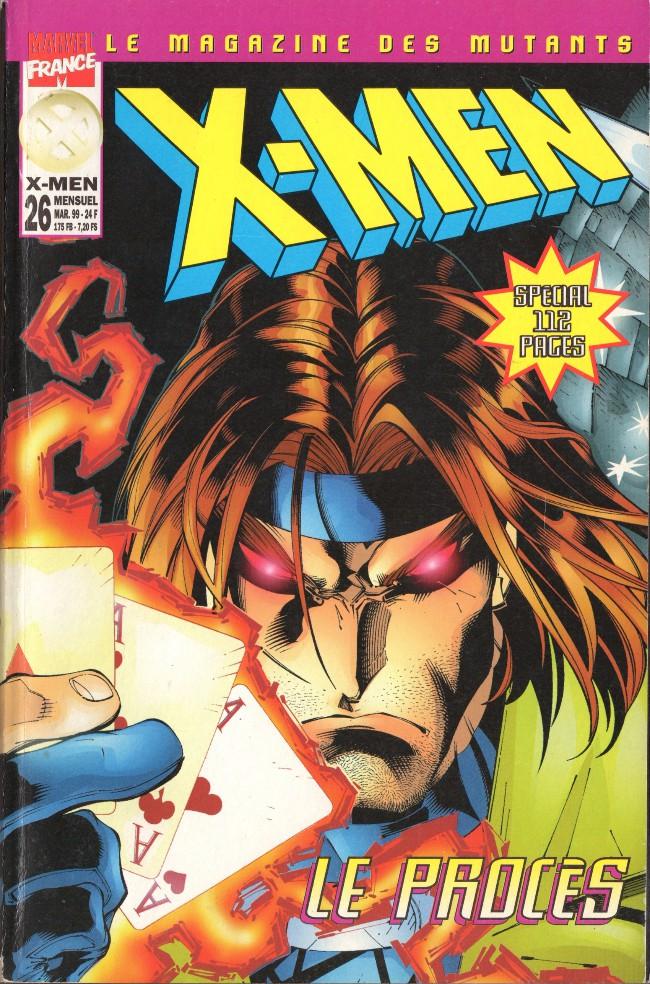X-Men 26 - le procès