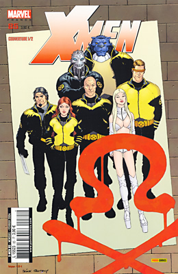 X-Men 85 - Bras de Fer
