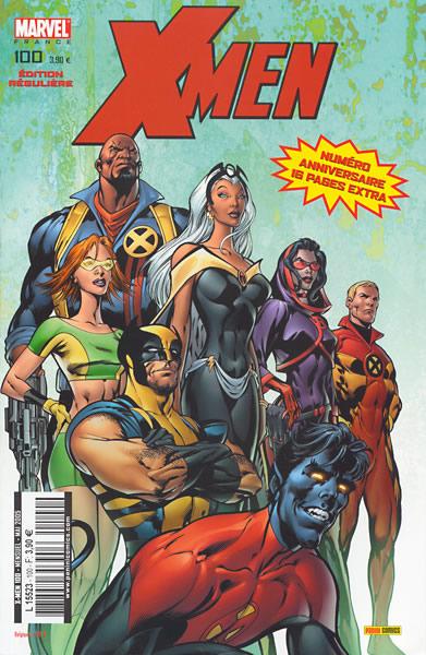 X-Men 100 - Le jour de l'atome
