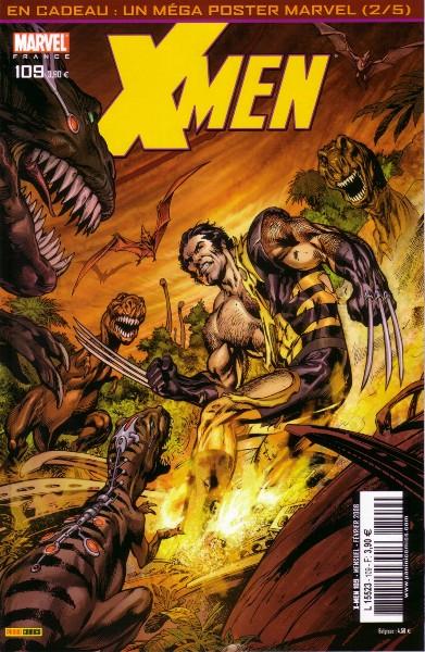 X-Men 109 - La fin du monde (1)