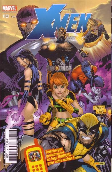 X-Men 119 - Etoile Filante