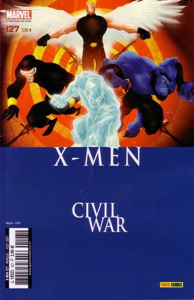 X-Men 127 - Civil War
