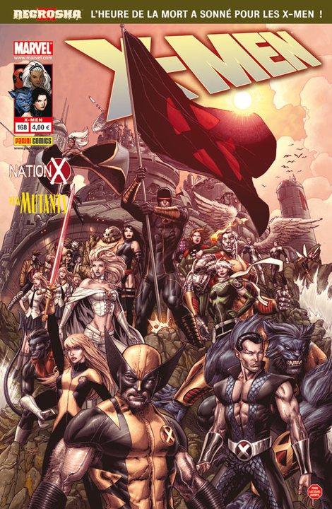 X-Men 168 - Incident Mondial