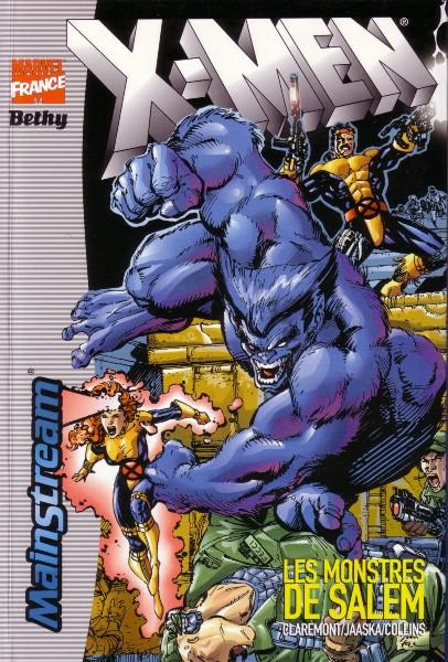 X-Men 3 - Les monstres de Salem
