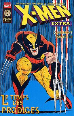 X-Men Extra 15 - Le temps des prodiges
