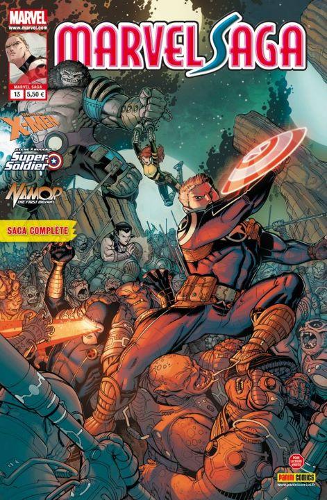 Marvel Saga 13 - 13