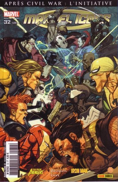 Marvel Icons 32 - Revolution