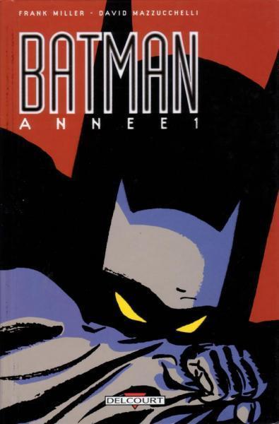 Batman - Année 1 1 - Année un