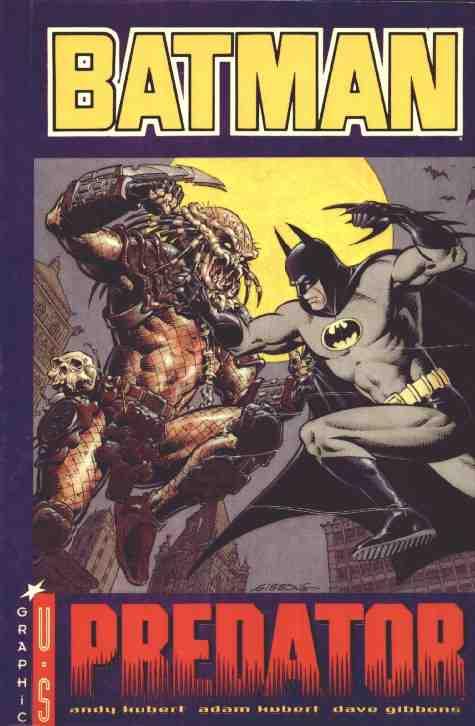 Batman / Predator 1 - Batman - Predator