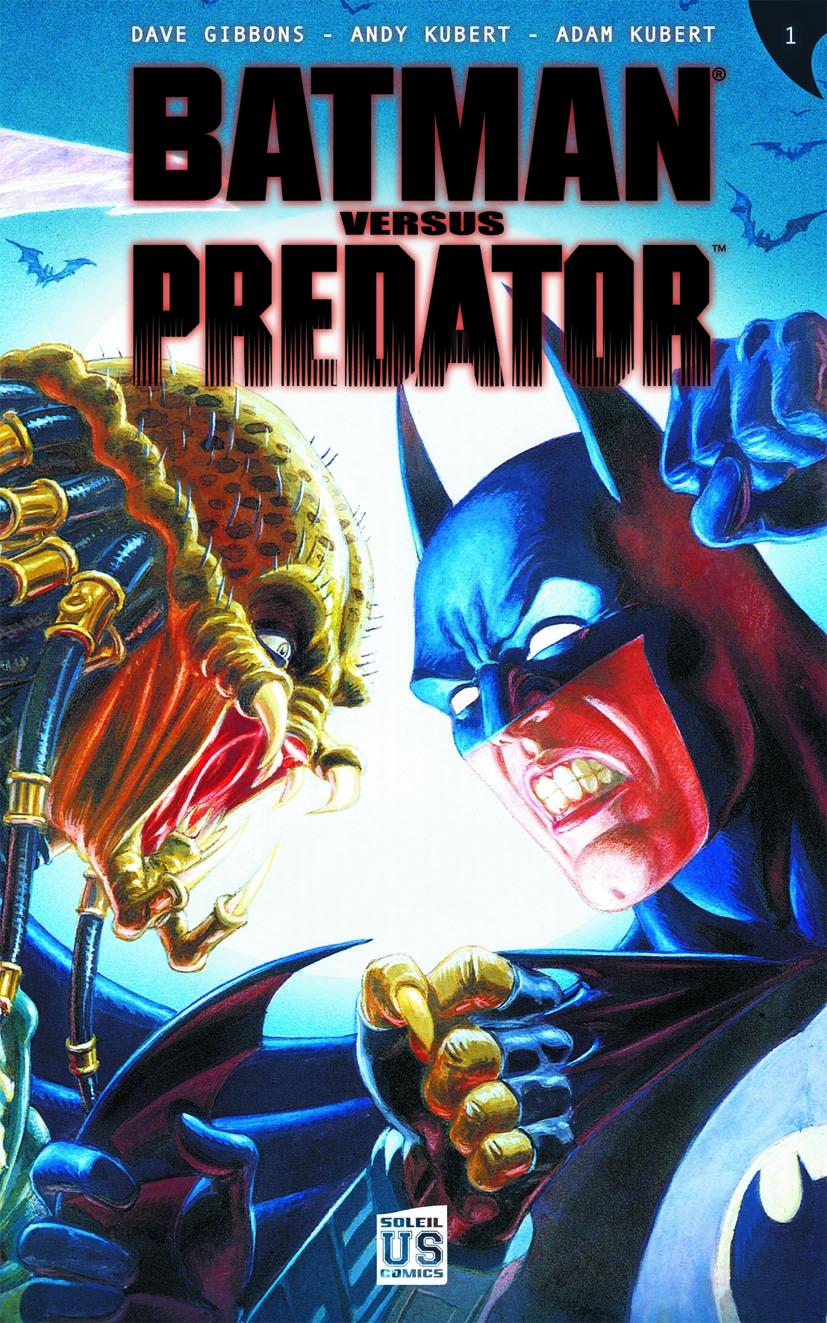 Batman / Predator 1 - 1