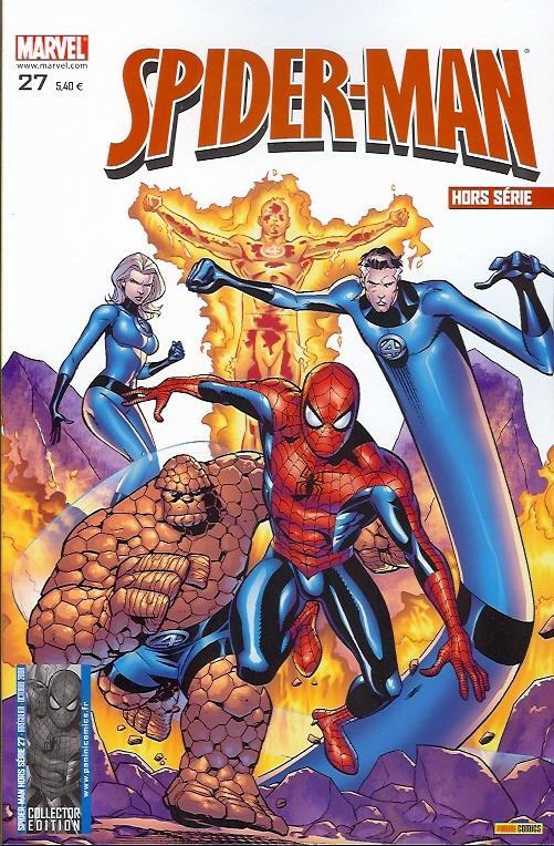 Spider-Man Hors Série 27 - Les 4 Fantastiques