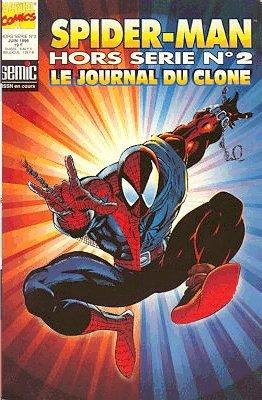 Spider-Man Hors Série 2 - Le Journal du Clone