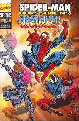 Spider-Man Hors Série 3 - Maximum clonage alpha
