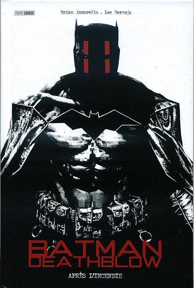 Batman / Deathblow 1 - Après l'incendie
